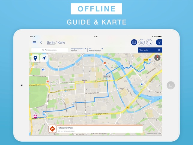 Rom Sehenswürdigkeiten Karte Deutsch.Rom Reiseführer Offline Karte Im App Store