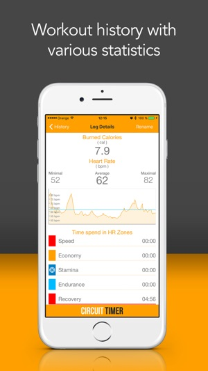 Circuit Training Interval Timer Pro - Free on the App Store