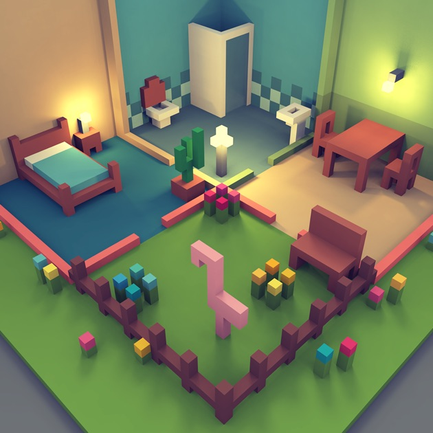 Design maison de r ve sim craft jeu d coration dans l app store - Jeu decoration maison ...