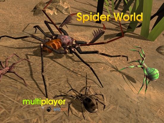 Spider Multiplayer для iPad