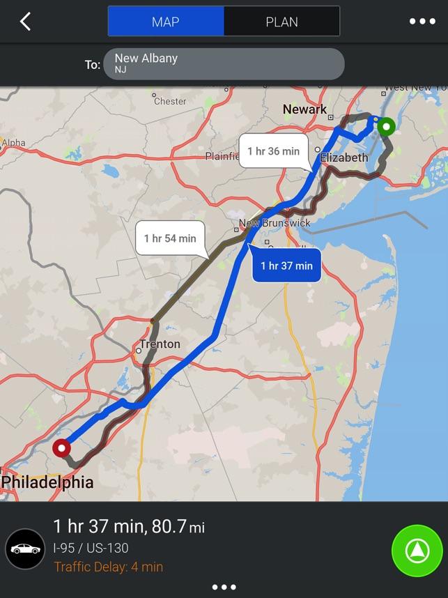 CoPilot GPS Car Navigation on the App Store