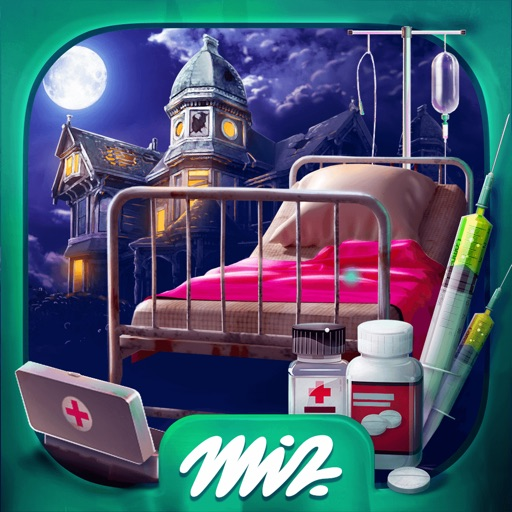 Haunted Hospital Asylum Escape – Hidden Objects