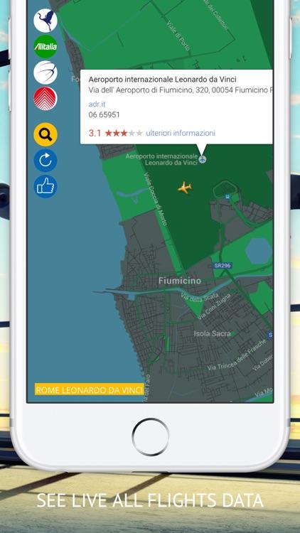 Air IT Free : Live flight Status & Radar