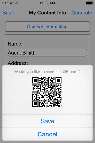 QR Code Maker - náhled
