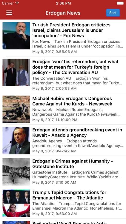Turkey News Today in English & Turkish Radio