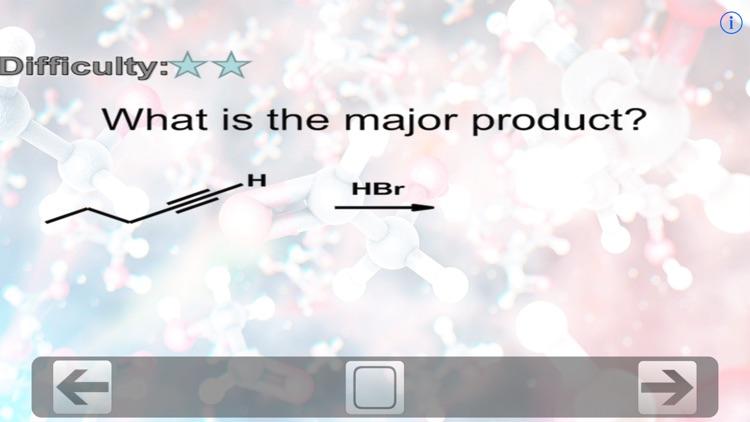 Organic Chemistry FlashCards