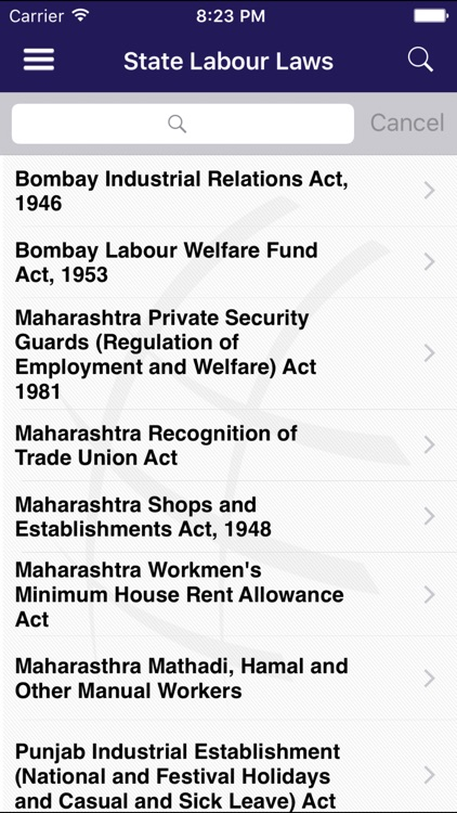 INDIAN LABOUR LAWS screenshot-2
