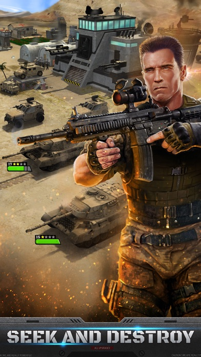 Mobile Strike app image