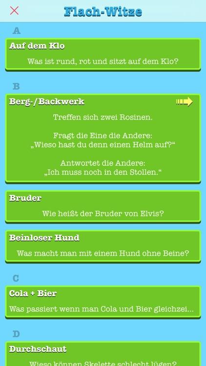 Lieblingswitze - Die besten Witze screenshot-3