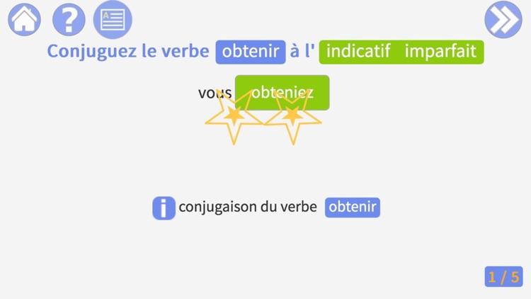 Conjugaison Niv2 By Cogiflex