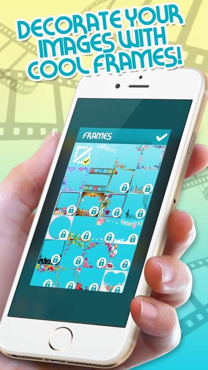 Best SlideShow Maker – Gif Video Editor with Music screenshot-3