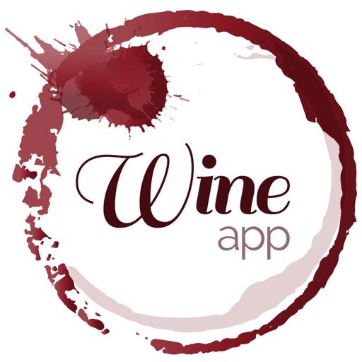 Wine App app logo