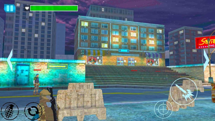 Mission Unfinished Assassin screenshot-3