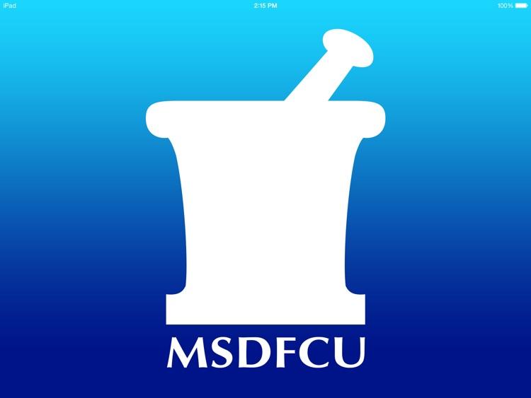 Merck Sharp & Dohme FCU Mobile for iPad