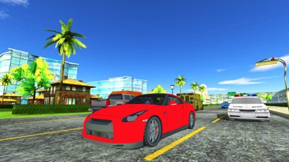 In Car VR Parking 2017 PRO - Full Miami Version Screenshot on iOS
