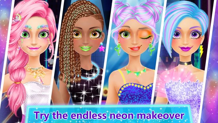 Prom Salon - girls games