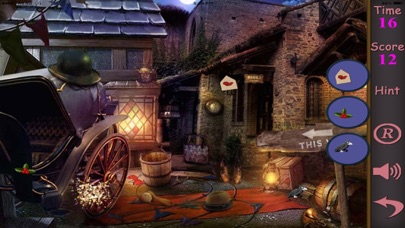 Hidden Objects Of A Tapped In The Dark screenshot two
