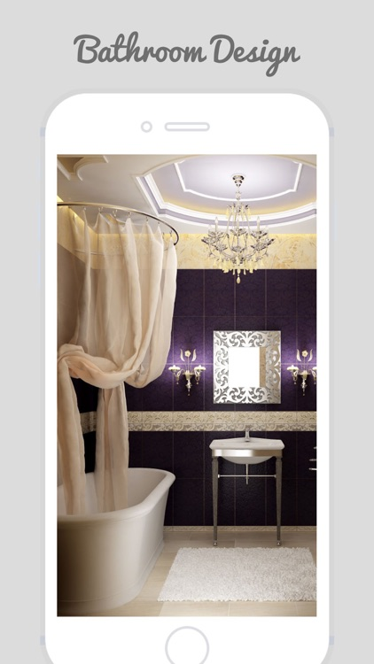 Bathroom Design - Best Designs Ideas for Bathroom screenshot-2