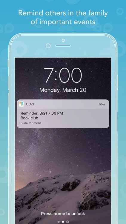 Cozi - Shared calendar & lists screenshot-4