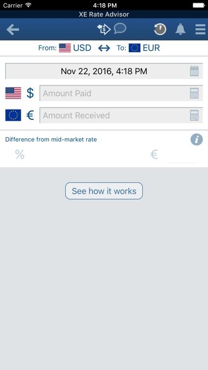 XE Currency screenshot-4