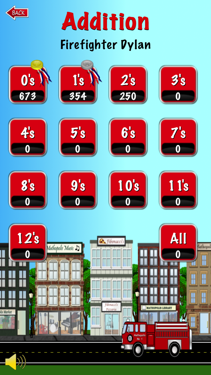 Mathopolis Screenshot