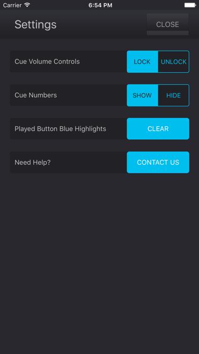 Soundcue review screenshots