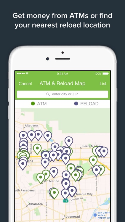 Green Dot - Mobile Banking screenshot-4