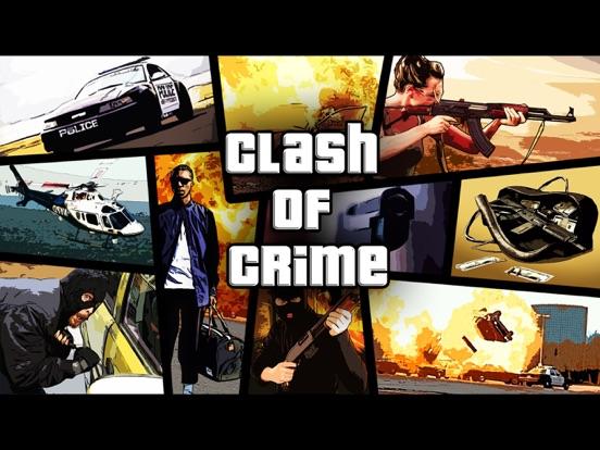 Игра Clash of Crime Mad City Full