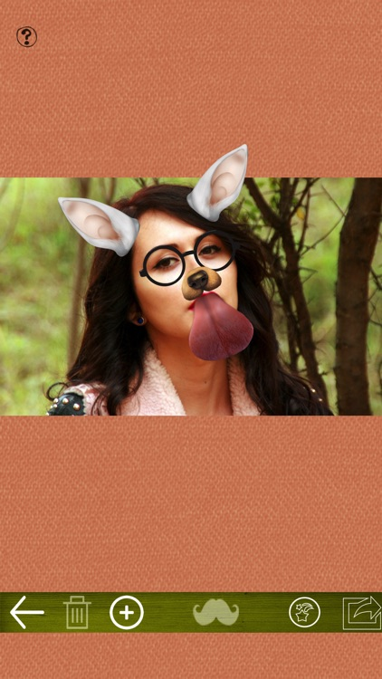 Doggy Face Effects