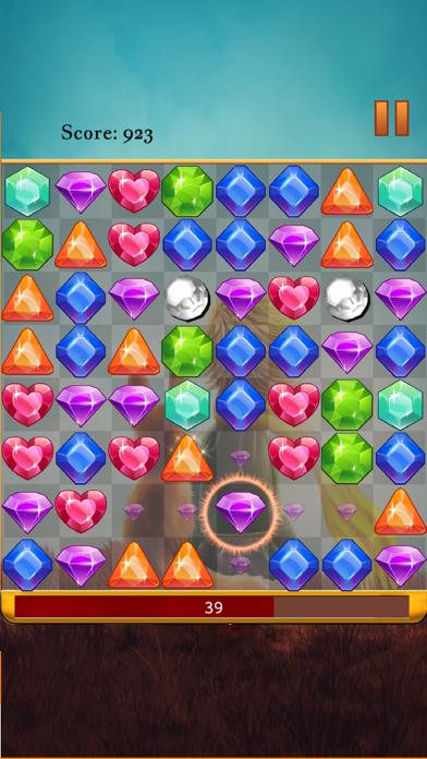 Fox & Me Jewel Crush screenshot two