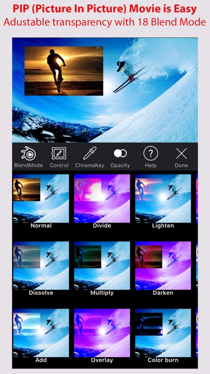 MovInk - Draw design cut full feature video editor
