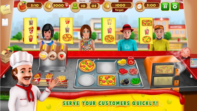 Master Kitchen Cooking Game on the App Store
