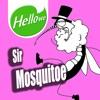ステッカー,スタンプ,Hellowe Stickers: Sir Mosquitoe
