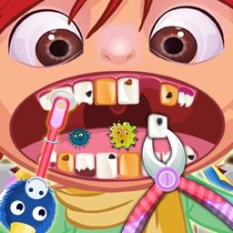 Little Kids Dentist -Free kids doctor games