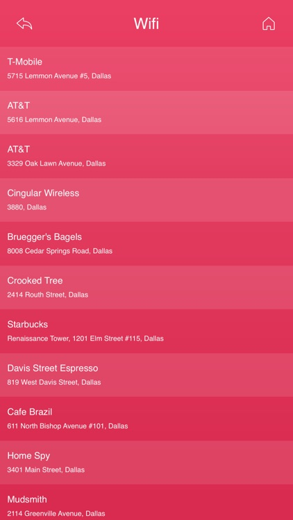 Dallas Wifi Hotspots screenshot-4