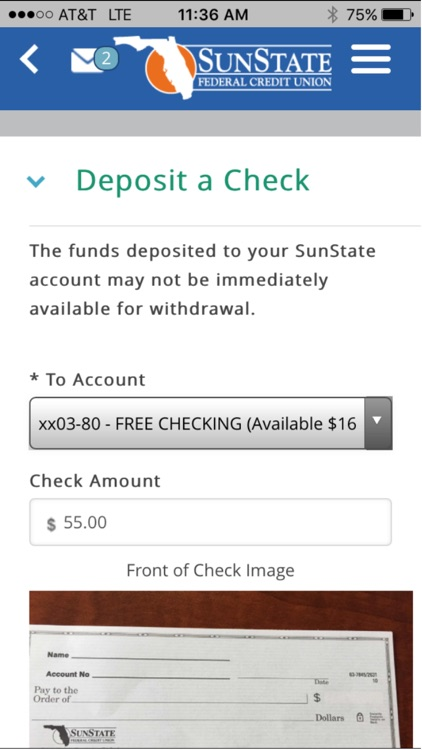 SunState Federal Credit Union screenshot-4