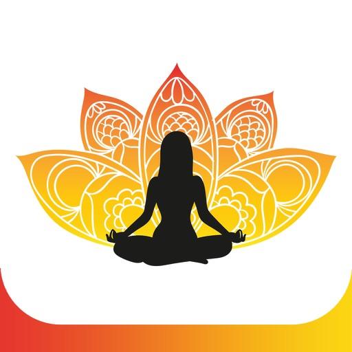 YOGAJI - Yoga Wellness Emoji Stickers