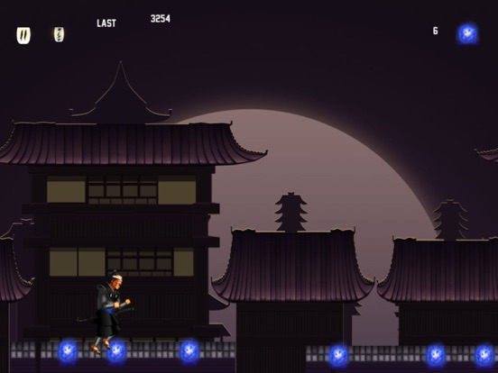 A Samurai Run and Jump screenshot 7