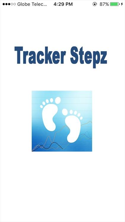 Stepz - Pedometer Counter, Walking Tracker,Workout