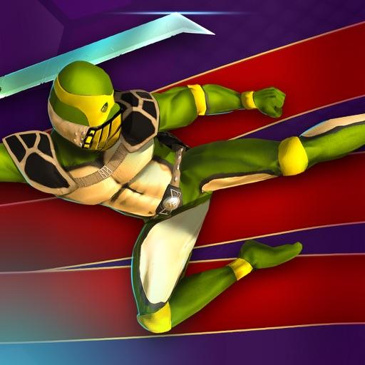 Turtles Heroes iOS App