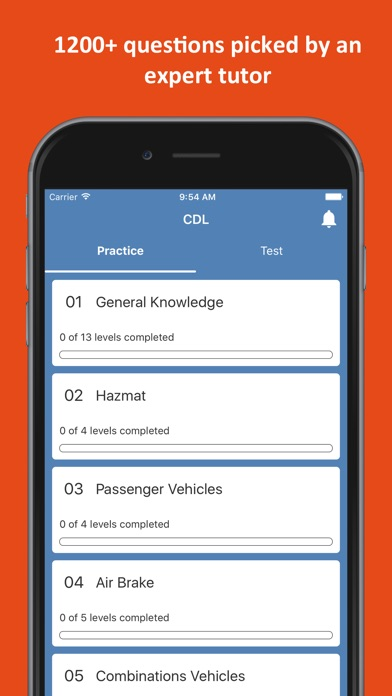 CDL Practice Test 2018 Edition for Windows