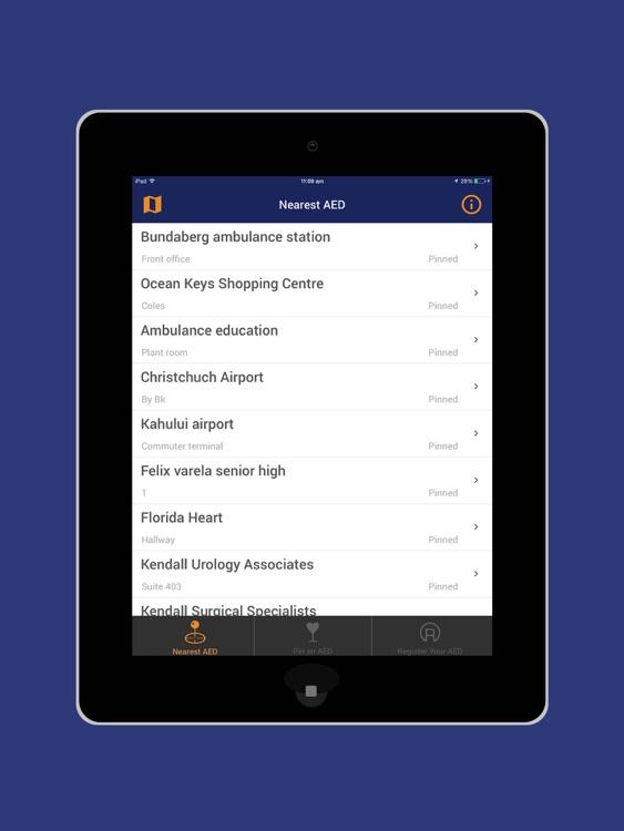 AED Registry HD
