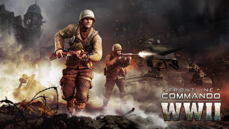 Frontline Commando: WW2 Shooter screenshot-4
