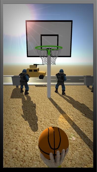 USA Basketball Showdown at Military Base screenshot three