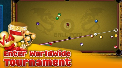 Billiards Pool Championship Pro screenshot one