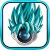 Photo Editor for Super Saiyan: Blue Hair Edition