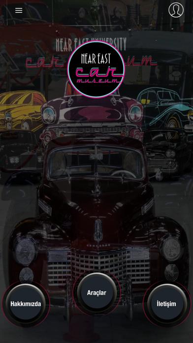 NEAR EAST CAR MUSEUM screenshot one