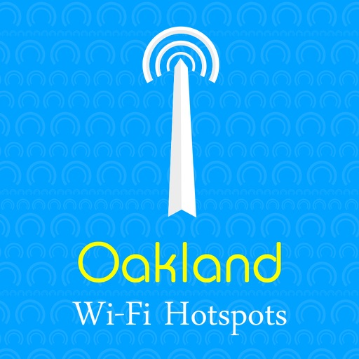 Oakland Wifi Hotspots