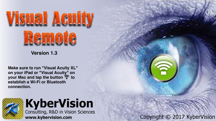 Visual Acuity Remote
