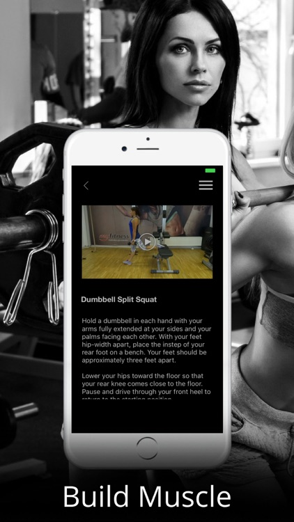 Gym Bootcamp Exercise and Workout Training Routine screenshot-3